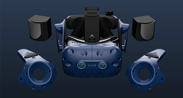Professional-Grade VR Systems