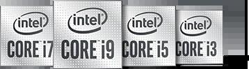 Intel Family Logo