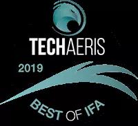 TechAeris 2019 Best of IFA award